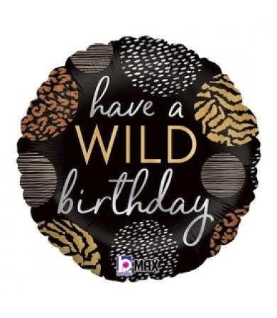 "26131P- Wild Birthday (18"")"